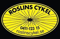 Roslins Cykel & Mopedservice logo