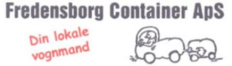 Fredensborg Container ApS logo