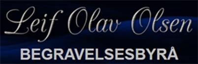 Leif Olav Olsen Begravelsesbyrå ANS logo