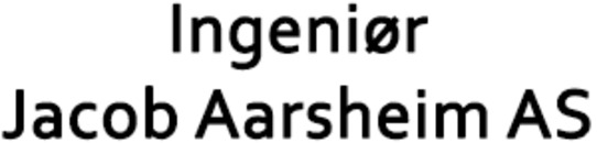 Ingeniør Jacob Aarsheim AS logo