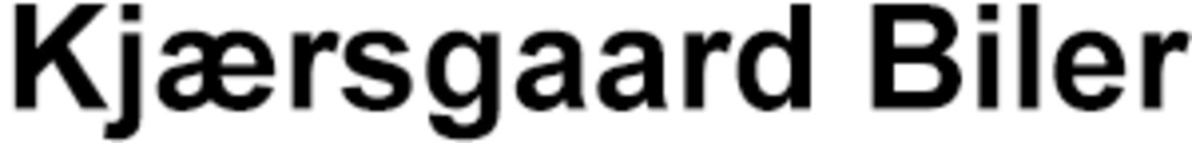 Kjærsgaard Biler logo