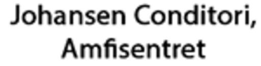 Johansen Conditori, Amfisenteret logo