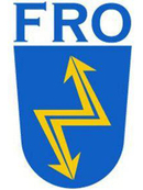 Frivilliga Radioorganisationen, FRO logo