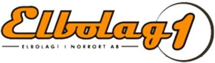 Elbolag1 i Norrort AB logo