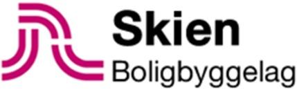 Skien Boligbyggelag logo