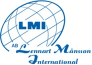 LMI Månsson Lennart International logo