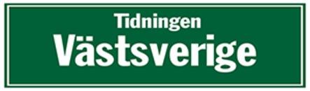 Västsverige, Tidningen logo