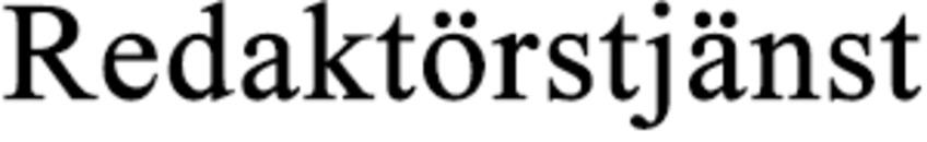 Redaktörstjänst AB logo