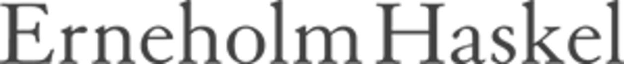 Erneholm Haskel AB logo