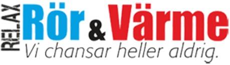 Relax Rör & Värme logo