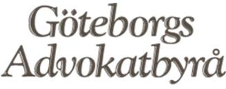 Göteborgs Advokatbyrå AB logo