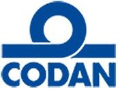 Codan Rubber A/S logo