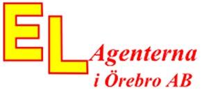 El Agenterna i Örebro AB logo