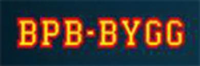 BPB-Bygg AB logo