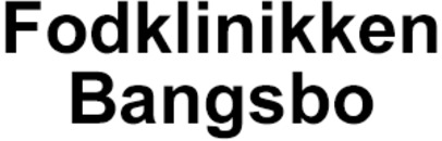 Fodklinikken Bangsbo logo