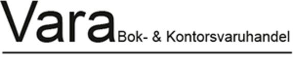 Vara Bok & Kontorsvaruhandel, AB logo