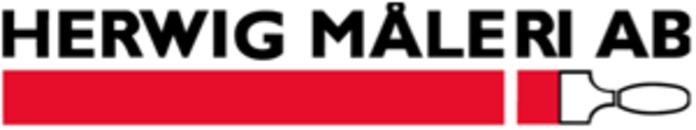 Herwig Måleri AB logo