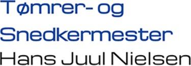 Tømrer & Snedkermester Hans Juul Nielsen ApS logo