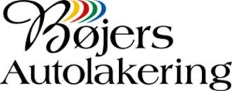Bøjers Autolakering logo