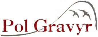 Polgravyr AB logo
