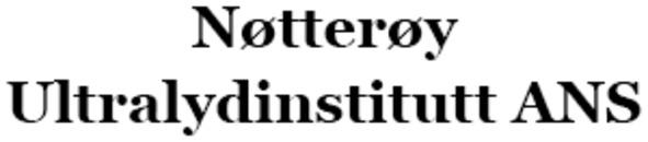 Nøtterøy Ultralydinstitutt ANS logo