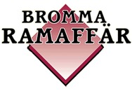 Bromma Ramaffär logo