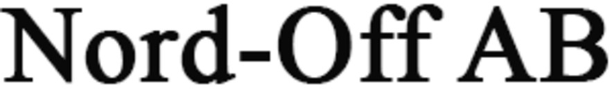 Nord-Off AB logo