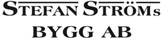 Stefan Ströms Bygg AB logo