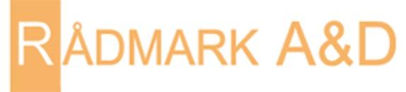 Rådmark Arkitektur & Design AB logo
