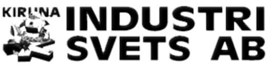 Kiruna Industrisvets AB logo