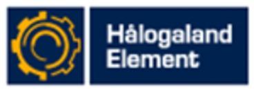 Hålogaland Element as logo