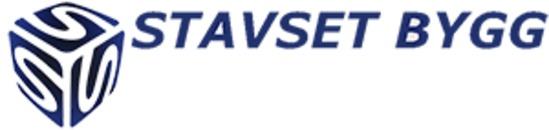 Stavset Bygg logo