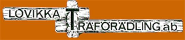 Lovikka Träförädling AB logo