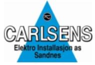 Carlsens Elektro Installasjon AS logo