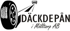Däckdepån i Mölltorp AB logo