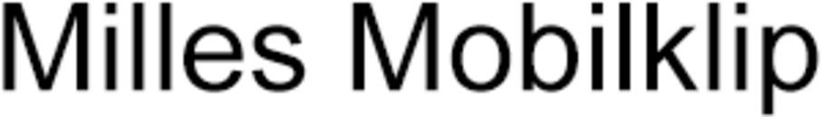 Milles Mobilklip logo