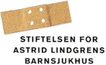 Stiftelsen för Astrid Lindgrens Barnsjukhus logo