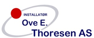 Installatør Ove E Thoresen AS logo