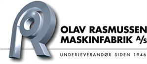 Olav Rasmussen Maskinfabrik A/S logo
