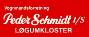 Peder Schmidt I/S logo