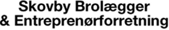 Skovby Brolægger & Entreprenørforretning logo