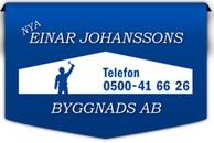Nya Einar Johanssons Byggnads AB logo