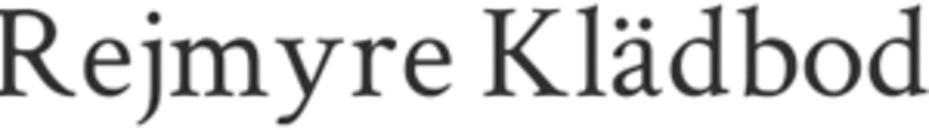 Rejmyre Klädbod AB logo