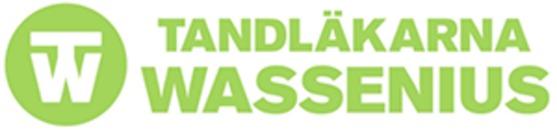 Tandläkarna Wassenius logo