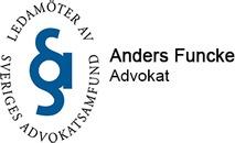 Advokat Anders Funcke AB logo