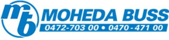 Moheda Buss AB logo