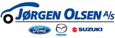 Jørgen Olsen A/S - Ford - Mazda - Suzuki - Hyundai i Viborg logo