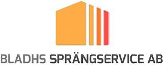 Bladhs Sprängservice AB logo
