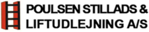 Poulsen Stillads & Liftudlejning A/S logo