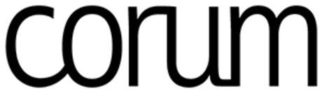 CORUM AB logo